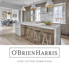 We are thrilled to welcome O'Brien Harris Fine Fitted Furniture as our newest member of the River North Design District (RNDD)! Founded by renowned kitchen designers Laura O'Brien and P…