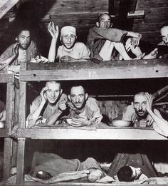 POW during the holocaust.