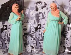 Maxi dresses and summer Abaya by Prude girl | Just Trendy Girls