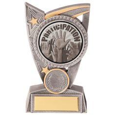 WINNER FALCON TROPHY AWARD 5 SIZES FREE ENGRAVING