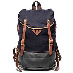 Seil Marschall Hiking Pack (Black)