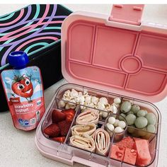Kids Packed Lunch, Kids Lunch For School, Healthy Lunches For Kids, Lunch Snacks, Lunch Recipes, Baby Food Recipes, Healthy Snacks, Toddler Meals, Kids Meals