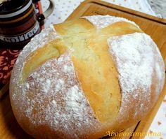 A cada nova receita de pão que faço, fico mais e mais impressionada, como uma combinação tão simples e básica de ingredientes pode resu...