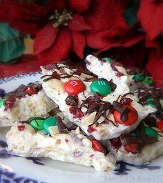 Christmas Crunch Bark...
