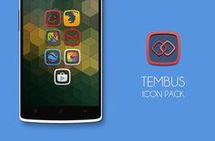 Tembus - Icon Pack- screenshot thumbnail