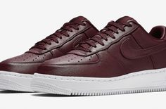 More NikeLab Versions Of The Nike Air Force 1 Low Are On The Way