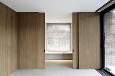 wood for interior VINCENT VAN DUYSEN: INTERIORS