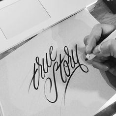 Lettering & Calligraphy Inspiration | #1303