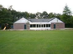 Clubgebouw korfbal