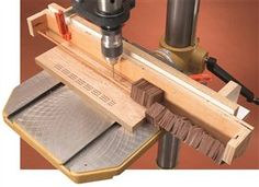 AW Extra 12/20/12 - 11 Drill Press Tips - Woodworking Shop - American Woodworker