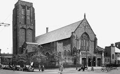 The Parish Church c1955, St Helens