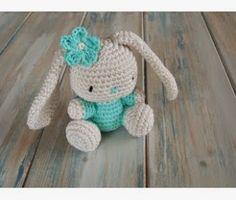 Amigurumi Bunny Rabbit - FREE Crochet Pattern / Tutorial