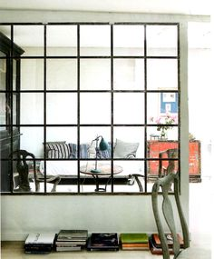 many homes lack light - overcome this with an internal window