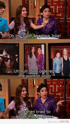Lol i love victorious so much