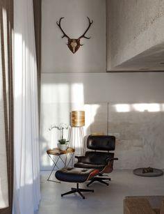 Haus by destilat - MyHouseIdea Design Studio, Architecture Design, Relax, Dining Table, Sofa, Ceiling Lights, Interior Design, Inspiration, Furniture
