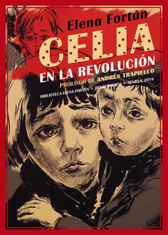 Celia en la revolución de Elena Fortún.