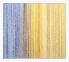 Anne Lindberg - Thread Drawings