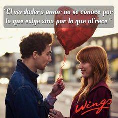 """""""El verdadero #Amor no se conoce por lo que exige, sino por lo que ofrece."""" #Citas #Frases @Candidman"""