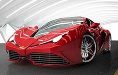 Ferrari '91 Furia - Concept Electric