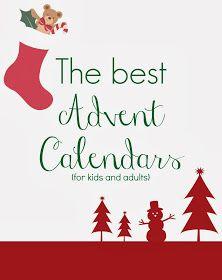 Mama Bub: Advent Calendars