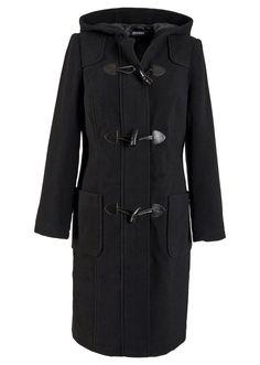 Płaszcz wełniany Z miękkiego materiału • 239.99 zł • bonprix