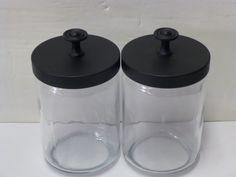 Reusing candle jars