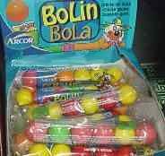 bolin bola: precursor do babaloo