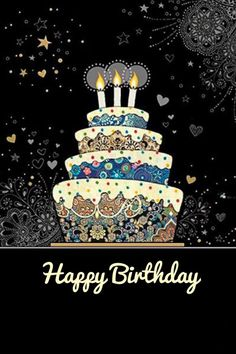 Happy Birthday Wishes Messages - Bday Status with Bday Images Happy Birthday Wishes Messages, Happy Birthday Cake Images, Birthday Blessings, Happy Birthday Quotes, Happy Birthday Greetings, Birthday Love, Friend Birthday, Happy Quotes, Happy Birthday Status
