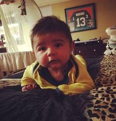 Snooki's Baby Lorenzo Gets His First WHAT?! (PHOTOS)