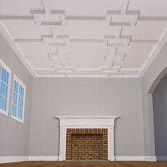 We proudly offer the Ekena Millwork W x P x L Inner Tee for Deluxe Coffered Ceiling System (Kit) Accent Ceiling, Ceiling Trim, Ceiling Panels, Ceiling Tiles, Ceiling Decor, Ceiling Design, Home Depot, Ceiling Crown Molding
