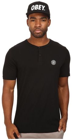 Obey Mission Henley