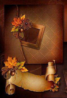"Moonbeam's ~ ""Autumn Elegance"" ~ moonbeam1212."
