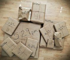 propuesta original para los regalos de San Valentín para tu novia, como sorprender a tu pareja, idea de embalaje DIY