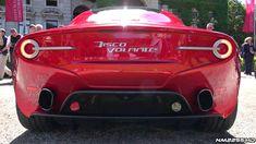 Stunning hand built Disco Volante! #alfaromeodiscovolante