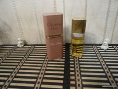Dior-Dior Christian Dior 15ml. Perfume Vintage by MyScent on Etsy