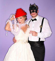 Alix & Taylor Wedding Dallas, TX photo booth