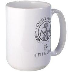 District 12 Tribute Mug on CafePress.com