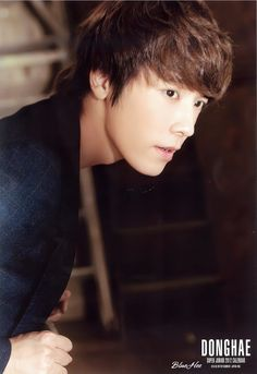 Donghae from Super Junior