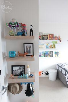 Project Nursery - Nest Design Studio - H & C2