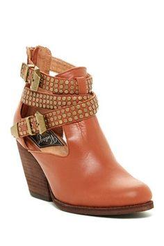 Watson Ankle Buckle Boot