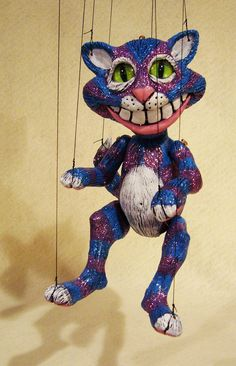 Cheshire Cat from Alice in Wonderland by Susan Taaffe