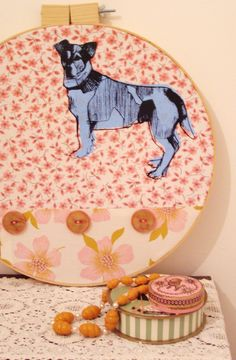 Flickr Group Favourite | Vintage Fabric Handmade Wares from Mrs Bertimus - Heart Handmade uk