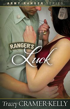 The Phantom Paragrapher: Cover Reveal - Ranger's Luck by Tracey ...