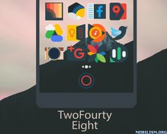 Mellow Dark – Icon Pack v2.0Requirements: 4.0+Overview: *Mellow Darkness Freestyle Shapeless Icons Features• Firstly Over 1.410Icons• Many Alternative & App Drawer Icons• 256 px supported 2K Screens  • Icons are Shapeless Freestyled And...