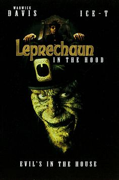Leprechaun Back 2 Tha Hood animated gifs   All 6 LEPRECHAUN Movie Posters... GIF-Style