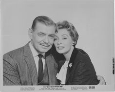 Lilli Palmer and Clark Cable