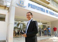#Prefeito diz que repúdio de Sindicato dos Médicos é reação a fiscalização nas UPAs - Midiamax.com.br: Midiamax.com.br Prefeito diz que…