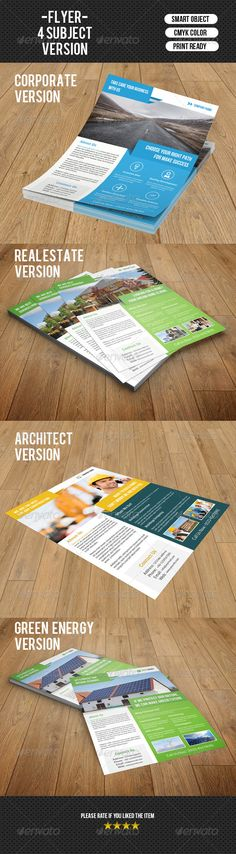 Buy Corporate Flyer by royalgreeninc on GraphicRiver. Business Flyer Template All is layered,grouped and named.Easy to edit font,text,color,image and more… Smart object us. Print Design, Logo Design, Print Print, Business Flyer Templates, Business Flyers, Corporate Flyer, Corporate Design, Information Graphics, Technology Logo