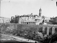 Turoliense: Vista parcial, Teruel Paris Skyline, Louvre, Building, Travel, War, Arches, San Miguel, Old Pictures, Towers