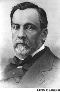Louis Pasteur: founder of physio-chemistry, father of bacteriology, inventor of bio-therapeutics; best known for inventing a method to stop milk and wine from causing sickness, now called pasteurization. Pasteur's faith was as genuine as his science. In his panegyric of Littré, whose fauteuil he took, he said: Happy the man who bears within him a divinity, an ideal of beauty and obeys it; and ideal of art, and ideal of science, an ideal of country, and ideal of the virtues of the Gospel.